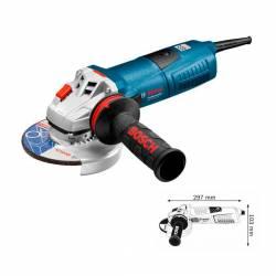 Miniamoladora Bosch GWS 13-125 CIE 1.300 W 11.500 rpm.