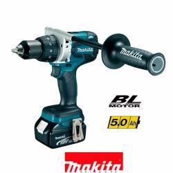DDF481RTJ Taladro atornillador Makita a batería 18V 5Ah BL