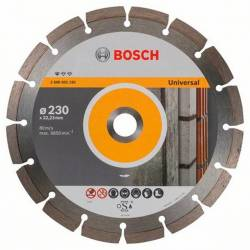 Disco 230 mm Diamante Bosch 2608602195