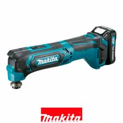 TM30DSAEX1 Multiherramienta Makita a batería 10,8V Litio 2Ah