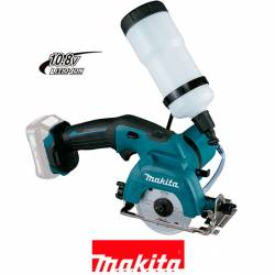 CC301DZ Cortador de diamante Makita a batería 10,8V Litio 85mm