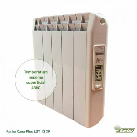 Emisor Farho Xana Plus LST 13 XP Baja temperatura