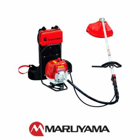 Desbrozadora y bordeadora de mochila Maruyama BKC5020-RS 2T 49,9cc