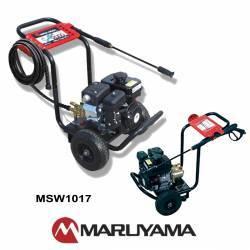 Hidrolimpiadora Maruyama MSW1017 170 bares motor Subaru gasolina 5HP