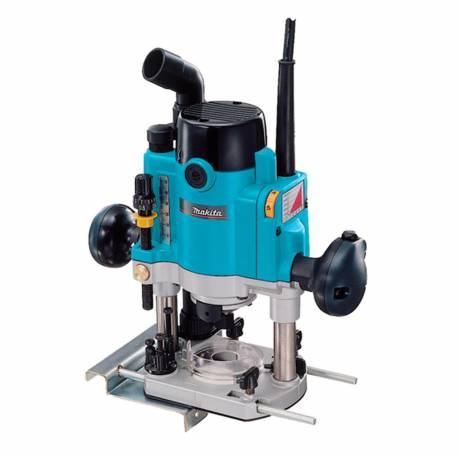RP1110C Fresadora Makita 8 mm con regulación RP1110C