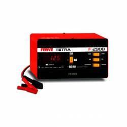 Cargador Ferve TETRA F-2908 para todas las baterías 12-24V y 24-95Ah