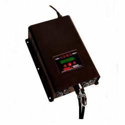 Ferve F-9050 Cargador y fuente de alimentación para baterías de 12V