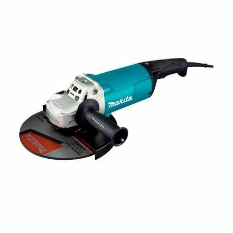 GA9061R Amoladora Makita 2200W 230 mm con Anti-restart SJS y arranque suave