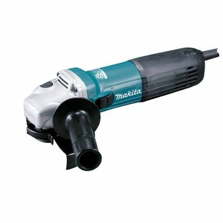 GA5040RZ Miniamoladora Makita 125 mm 1.100W Anti-restart