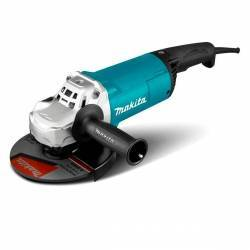 GA7061R Amoladora Makita 2200 W 180 mm con Anti-restart SJS