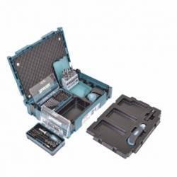 B-49884 Set de accesorios Makita MakPac 116 pcs