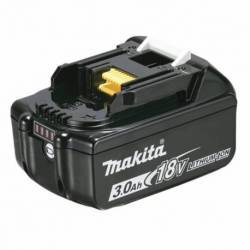 Batería de Litio Makita BL1830B 18 V 3.0 Ah 197599-5