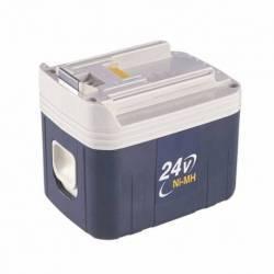 Batería de Ni-MH MakStar Makita BH2433 24.0 V 3.1 Ah 193739-3