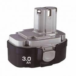Batería de Ni-MH Estándar Makita 1835 18.0 V 2.8 Ah 193061-8