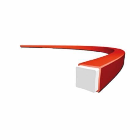 Hilo de nylon Dolmar 369224804 Square Trim Pro 3.0 mm x 132 m
