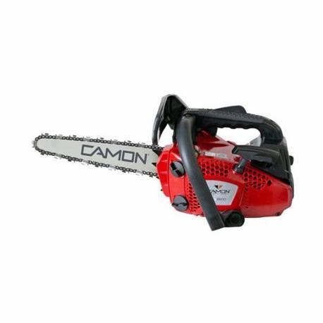Motosierra poda Camon TCS2600Pro gasolina 1,5 Hp espada Carving 25 cm