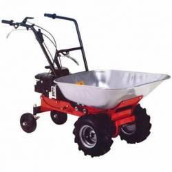 Carretilla motorizada Camon MTRP85B35 marcha adelt./atras Carga 100 kg