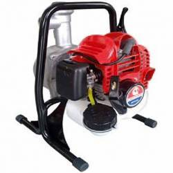 Motobomba gasolina 2T Camon MP2523 aspira a 8 m 6780 litros/hora