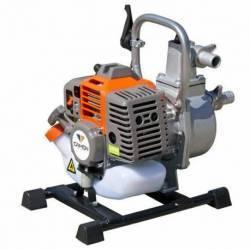 Motobomba gasolina 2T Camon QGZ 25-30 aspira a 8 m 8000 litros/hora