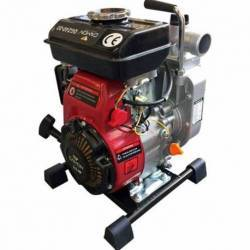 Motobomba gasolina 4T Camon QGZ 40-20 aspira a 5 m 27000 litros/hora