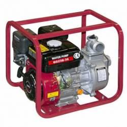Motobomba gasolina 4T Camon QGZ80-30 aspira a 5 m 36000 litros/hora
