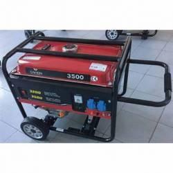 Generador gasolina 4T Camon WM3500 Salida máxima monofásica 3500 W