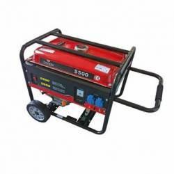 Generador gasolina 4T Camon WM5500 Salida máxima monofásica 5500 W