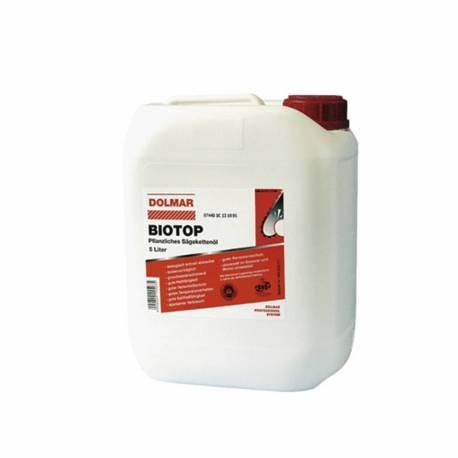 Aceite de cadena Dolmar 980008211 Biotop 5L Biodegradable