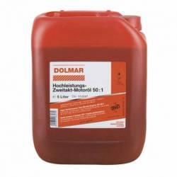 Aceite de 2 tiempos Dolmar 980008102 5L Sintético