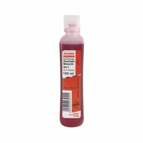 Aceite de 2 tiempos Dolmar 980008106 100ml