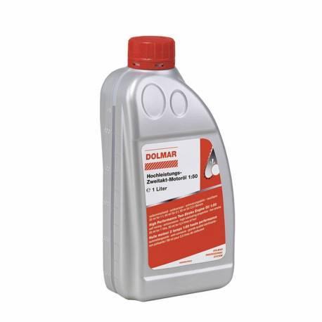 Aceite de 2 tiempos Dolmar 980008107 1L