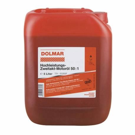 Aceite de 2 tiempos Dolmar 980008118 5L Mezcla