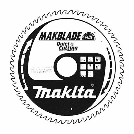 Disco Makita B-08735 HM 305/30/70D Makblade plus