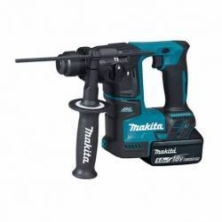 DHR171RTJ Martillo ligero 17mm Makita a batería 18V Litio-ion 5.0Ah