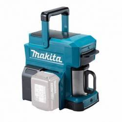 DCM501Z Cafetera Makita a batería 12V Máx CXT 14.4V-18V LXT Litio-ion