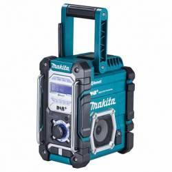 DMR112 Radio digital Makita para baterías de 7.2-18V y toma corriente