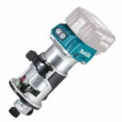 DRT50ZJX2 Fresadora multifunción Makita motor BL a batería18V LXT