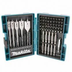 B-50295 Estuche de brocas y puntas 71 piezas Makita