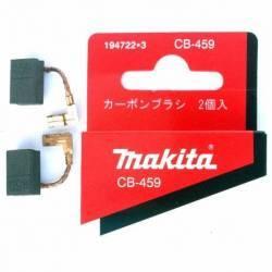 Juego de escobillas Makita CB-459 referencia 194722-3