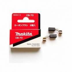 Juego de escobillas Makita CB-70 referencia 191914-5