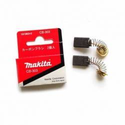 Juego de escobillas Makita CB-303 referencia 191963-2