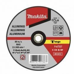 P-53126 Disco Makita de corte extrafino Aluminio 115 mm