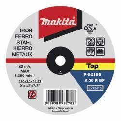 B-10665-5 Disco Makita de corte metal 355 mm x 3.0 mm