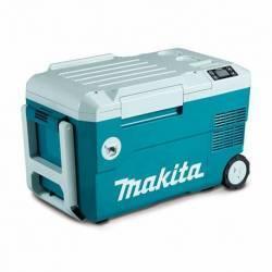Nevera a batería frío-calor Makita 18V LXT 20 L